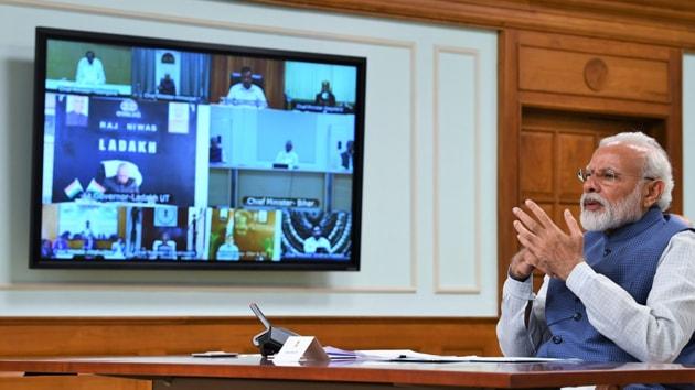 PM Modi says Covid-19 does not see race, religion, colour, caste, creed, language or borders.(Photo: LinkedIn)