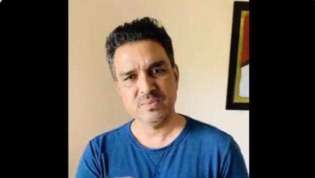 Sanjay Manjrekar(screengrab)