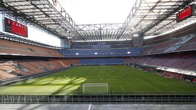 File image of Serie A.(AP)