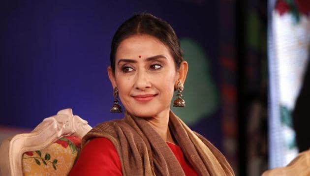 Actor Manisha Koirala, 49, is staying with her parents Prakash and Sushma Koirala in Mumbai.