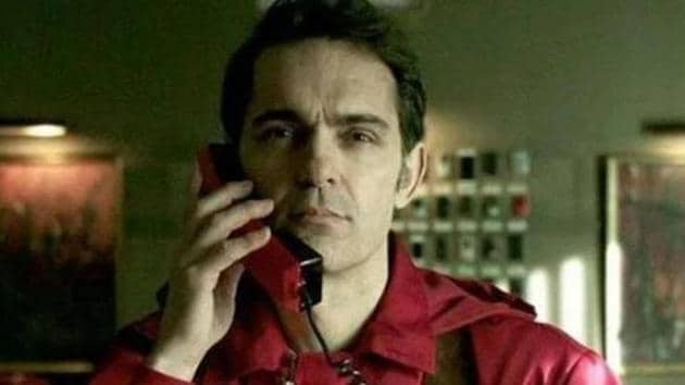 Berlin is played by Pedro Alonso in Money Heist.