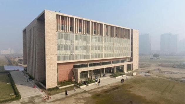 Galgotias University has been embracing new technologies for over a decade.(Galgotias University)