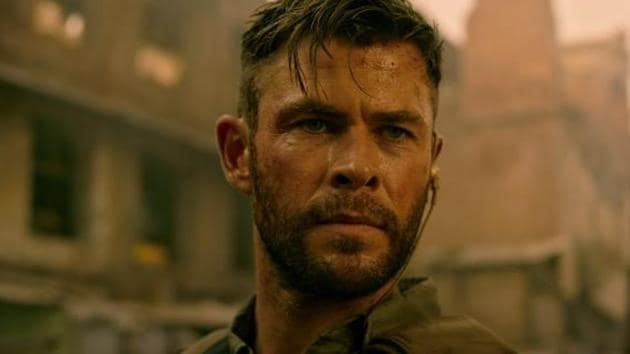Extraction movie review: Chris Hemsworth plays mercenary Tyler Rake in the new Netflix film.