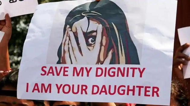 The girl was kidnapped on Wednesday evening from outside her house in the village under Jabera police station in Damoh district.(Reuters Photo)