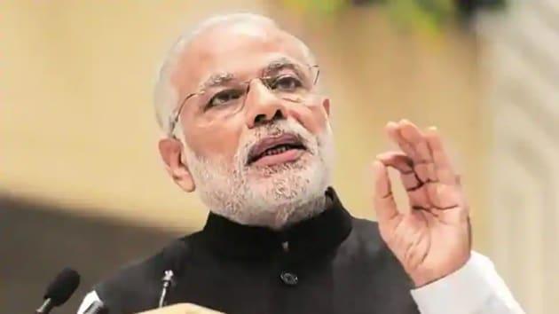 Turn the month of Ramzan into a symbol of patience, said PM Modi(Sonu Mehta/HT)