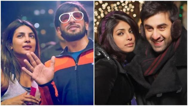Priyanka Chopra mixed up Ranbir Kapoor and Ranveer Singh's names.