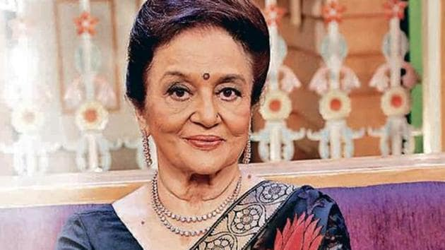 Veteran actor Asha Parekh says that the world is changing and so are we all.