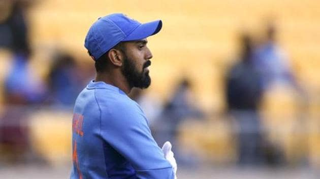 A file photo of KL Rahul.(Getty Images)