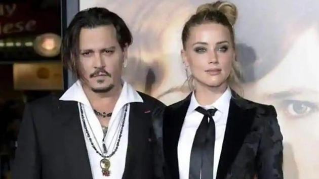 Johnny Depp and Amber Heard were married from 2015 to 2017.