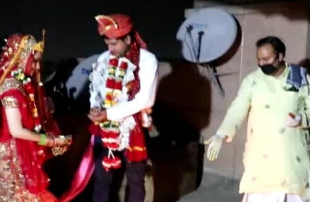 Ashutosh Kaushik got married in Noida on April 26.