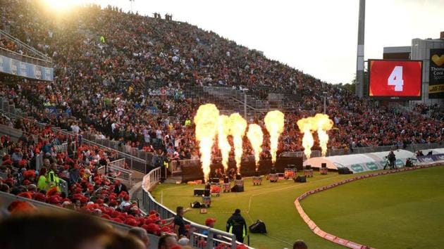 Last week, the England and Wales Cricket Board (ECB) further delayed the start of the 2020 season(Twitter)