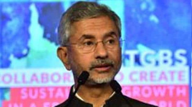 Foreign minister S Jaishankar and his Chinese counterpart Wang Yi will be among those to take part in the BRICS Foreign Ministers' Extraordinary Conference on the coronavirus pandemic on April 28, 2020.(PTI File)