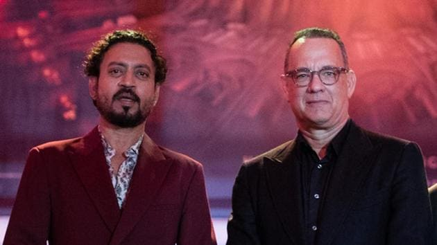 Tom Hanks and Irrfan Khan starred together in Inferno.