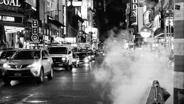 The air pollution has plummeted over many parts of India during nationwide lockdown, but the real challenge will begin after the lockdown, which is likely to end on May 3, when vehicular mobility is reinstated and factories are back in operation.(UNSPLASH)