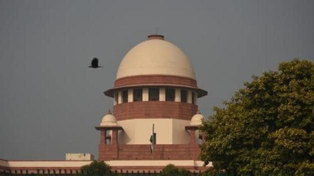The Supreme Court in a judgment passed on January 10, had held that access to information and the freedom of trade and commerce via the internet are fundamental rights under the Constitution of India.(Amal KS/HT PHOTO)