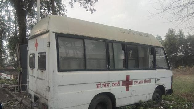 The letter received by Ludhiana civil hospital was further sent to the sub-divisional hospitals, community and primary health centres across the district.(HT Photo)