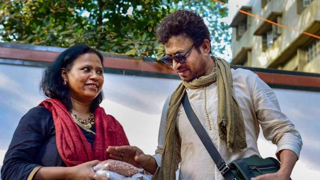 Sutapa was Irrfan Khan's pillar of support as he fought neuroendocrine tumour.