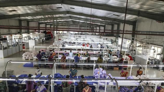 The Bangladesh Garment Manufacturers and Exporters Association says only 850 factories had opened by Thursday, using a limited number of workers who live nearby.(Bloomberg file photo. Representative image)