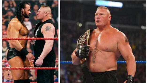 Brock Lesnar has been champion for most of the past 3 years.(WWE)