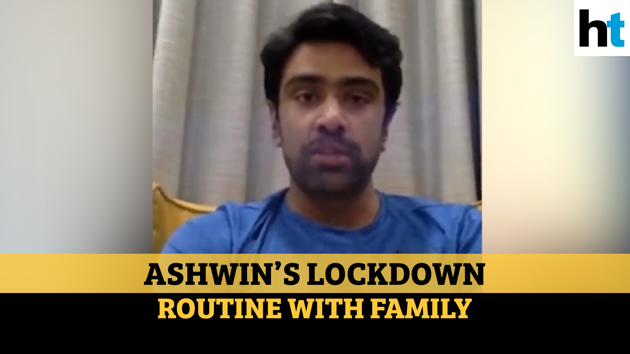 Indian cricketer Ravichandran Ashwin spoke with RJ Shruthi as part of the 100 Hours, 100 Stars campaign to raise funds for the fight against Covid-19. Ashwin revealed his lock down routine with family and a 'new habit' that he picked up. Watch the full video for more details.