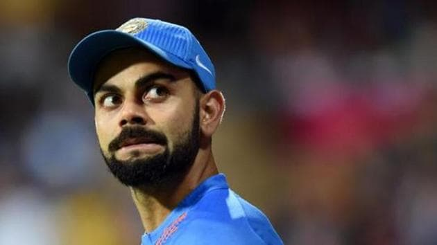 India captain Virat Kohli is among many athletes whose salary - if IPL doesn't happen - might be affected due to covid-19.(Hindustan Times)