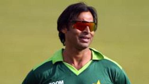 Shoaib Akhtar of Pakistan(Getty Images)