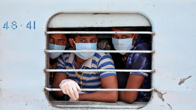 The Indian economy has many moving parts, of which migrant workers constitute a significant component(REUTERS)