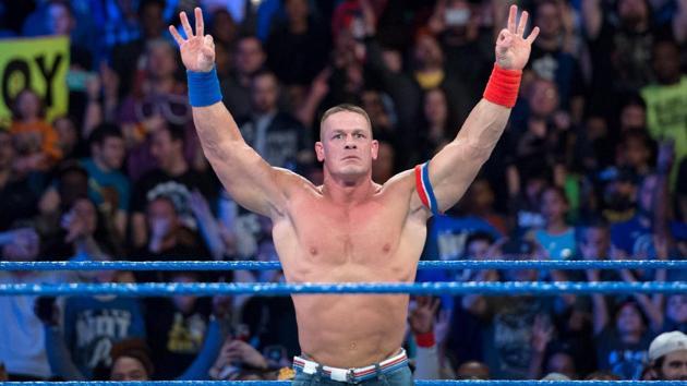 John Cena.(WWE)