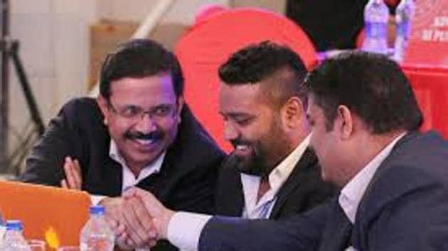 KKR CEO Venky Mysore.(IPL)