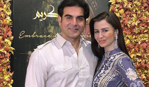 Arbaaz Khan and Giorgia Andriani have been dating for a while now.
