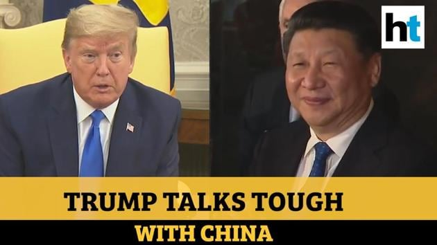 Donald Trump, President of the United States of America, commented on his trade deal with China. When asked whether he expects Beijing to fulfil its end of the trade deal, Trump said 'they may or may not'. Earlier, the US leader had threatened fresh tariffs against China over its actions related to the Covid-19 pandemic. Trump has also linked the origin of the Sars-Cov-2 coronavirus to a laboratory in China's Wuhan. Watch the full video for more details.