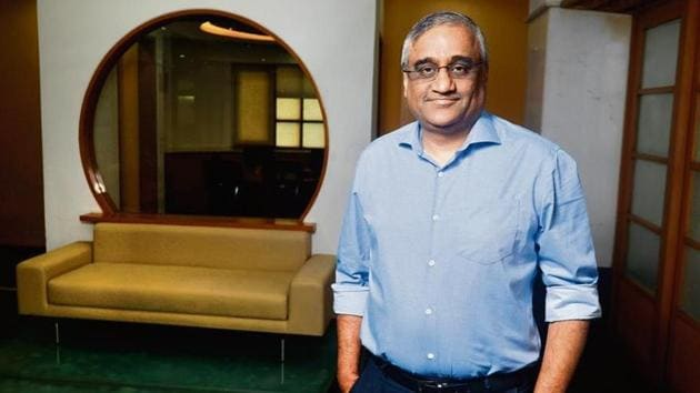 Kishore Biyani's debt-related troubles surfaced in March when shares of his listed companies crashed.(Mint Photo)
