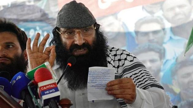 Syed Salahuddin runs the Hizbul Mujahideen from Muzaffarabad in Pakistan-occupied Kashmir(File photo: Reuters)