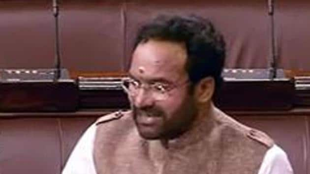 Union Minister of Sate for Home G Kishan Reddy in a series of tweets, said that he has instructed NDRF teams to provide necessary relief measures at the mishap site.(PTI file photo)