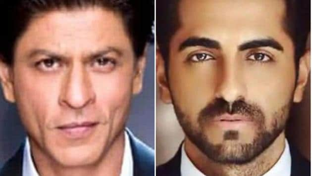 Both Shah Rukh Khan and Ayushmann Khurrana have expressed their love for Money Heist.