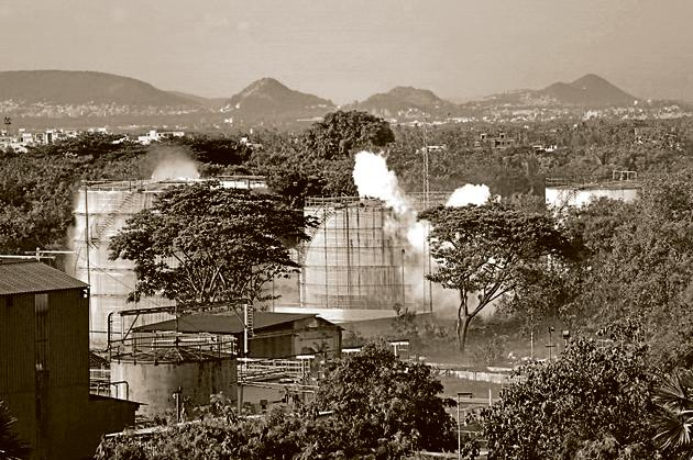 The Vizag gas leak has shown why it is important to prevent environmental damage before it happens(PTI)