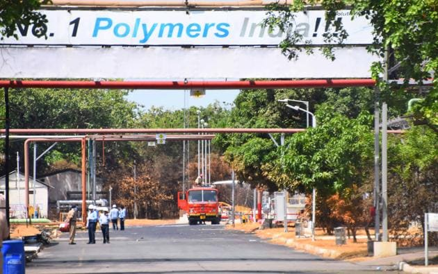 The Centre for Science and Environment said that the leak in the Vizag plant seems to have happened because of the haste to restart it without carrying out proper maintenance work(PTI)