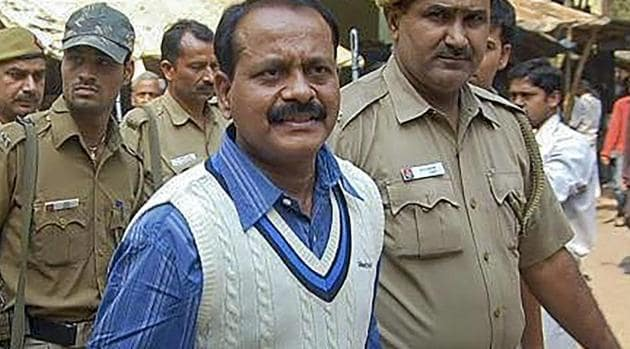 Bajrangi, a gangster from eastern Uttar Pradesh, was lodged in jail since 2009 in connection for the murder of BJP MLA Krishnanand Rai in Mohamadabad in Ghazipur district.(PTI file)