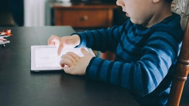With the ubiquitous use of tablets and other devices today among toddlers as well as parents, the psychologists wanted to know: Have younger children missed the opportunity to understand social cues?(Unsplash)
