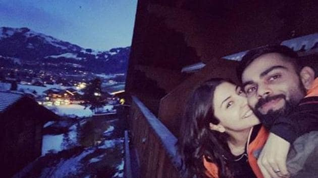 Anushka Sharma and Virat Kohli are in lockdown in Mumbai but missing a vacation in the mountains.