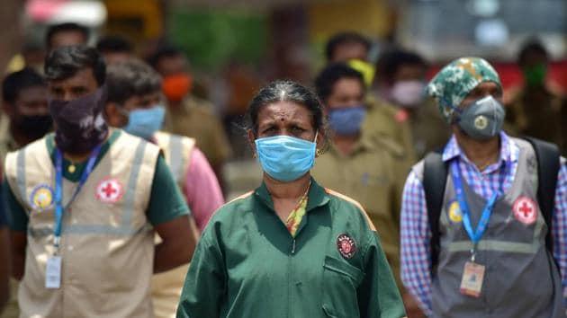Mumbai, Thane and Pune are some of the worst-hit cities in Maharashtra. Mumbai alone has witnessed over 12,000 coronavirus cases.(PTI)