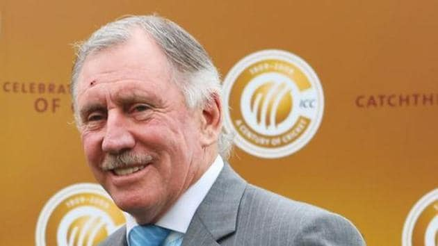 File image of Ian Chappell.(Getty Images)