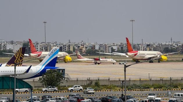 Indian citizens are being brought back to the country by Air India flights under the repatriation exercise 'Vande Bharat'.(PTI)