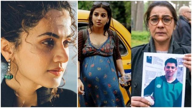 Taapsee Pannu also wanted to be included in Sujoy Ghosh's Mother's Day message.