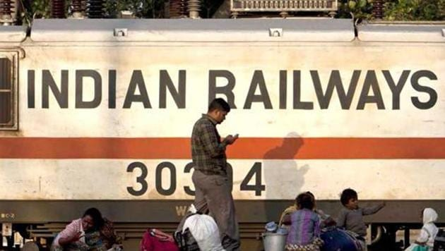 The rail network of India would run nearly 14,000 passenger trains and ferry 23 million passengers a day before the lockdown.(AFP file photo)