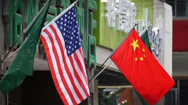 Beijing pledged to buy at least $200 billion in additional US goods and services over two years while Washington agreed to roll back tariffs in stages on Chinese goods.(HT Archive)