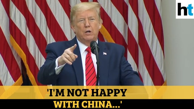 Donald Trump, President of the United States of America, commented on reports suggesting that Chinese hackers may be targeting technology related to vaccine research. Trump said 'what else is new' when a reporter raised the issue during a press conference at the White House. He again said that he wasn't happy with China over its handling of the Covid-19 pandemic. When asked whether he's interested in renegotiating the trade deal with Beijing, Trump replied with an emphatic 'no'. Watch the full video for more.