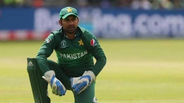 Pakistan's Sarfaraz Ahmed in action.(Action Images via Reuters)