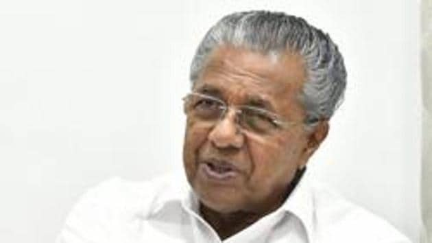 Kerala Chief Minister Pinarayi Vijayan said cases will go up as immigrants from the middle-east and people stranded in other parts of the country started flocking the state in large numbers.(PTI)