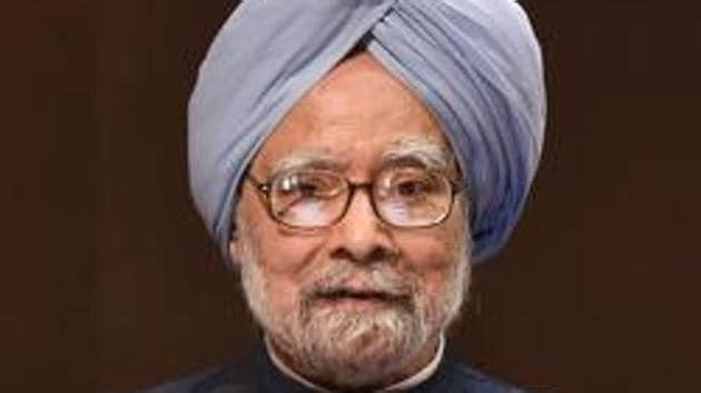After being admitted to the hospital on Sunday, Manmohan Singh had undergone routine blood tests and an electrocardiogram (a test to check the condition of his heart) at the cardio-neurosciences wing.(PTI)